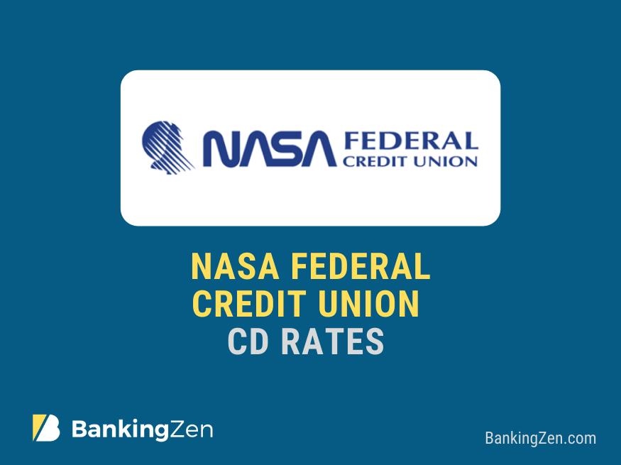 """""""NASA Federal Credit Union CD Rates"""""""