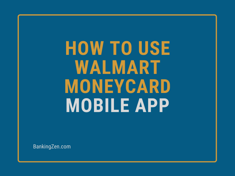 """Walmart MoneyCard Mobile App"""